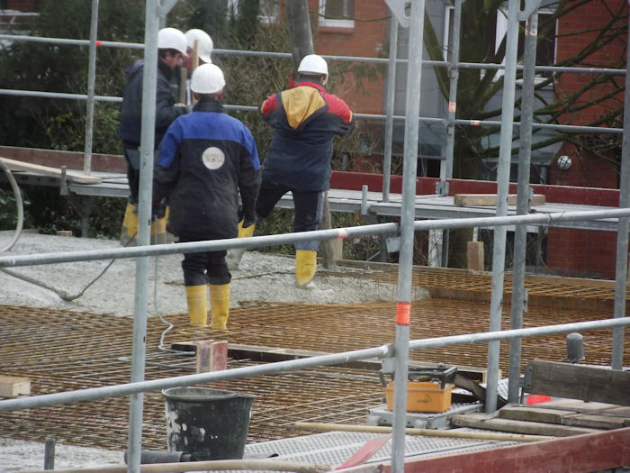 Die Baustelle